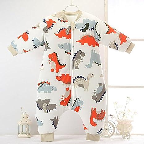 Tootsy Boo infantil saco de dormir extra cálido 3,5 tog (hasta 18 grados Celsius) - 3 A 6 Años naranja Cartoon Dinosaurs Orange Talla:x-large: Amazon.es: ...