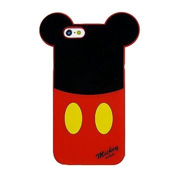 ecenter Mickey Mouse linda historieta suave piel funda Cover ...