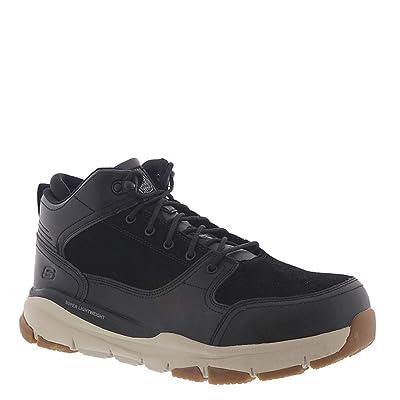 Skechers Work Men's Soven - Austell Alloy Toe SR | Boots