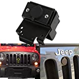 AUXMART Hood Lock Anti-theft Kit for 2007-2017 Jeep Wrangler JK