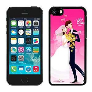 Valentine's Day Iphone 5c Case 4 Phone Cases for Lovers