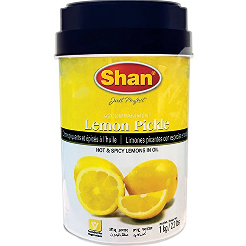 indian lemon pickle - 2