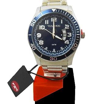 9991e3b2ac4 Relógio Technos Masculino Analógico Performance 2115KSL 1A - Prata ...