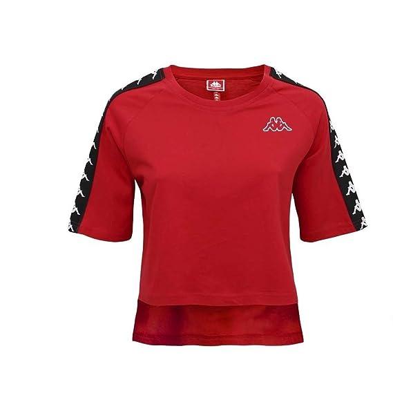 e3f72d37 Kappa Women'S T-Shirt 222 Banda Avant 3031WQ0.931: Amazon.co.uk: Clothing