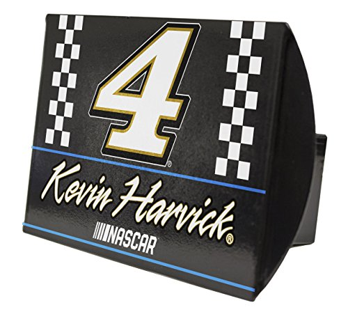 Kevin Harvick Metal - Kevin Harvick #4 Metal Trailer Hitch Cover