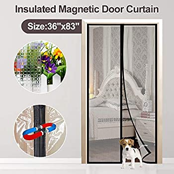 Insulted Door Curtain Ikstar Eva Door Cover For Exterior