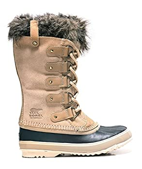 Sorel Women's Joan Of Arctic Boots, Oatmeal, 7 B(m) Us 1