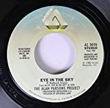 The Alan Parsons Project 45 RPM Eye In The Sky / Gemini