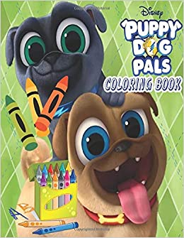 Puppy Dog Pals Coloring Pages - GetColoringPages.com | 335x260
