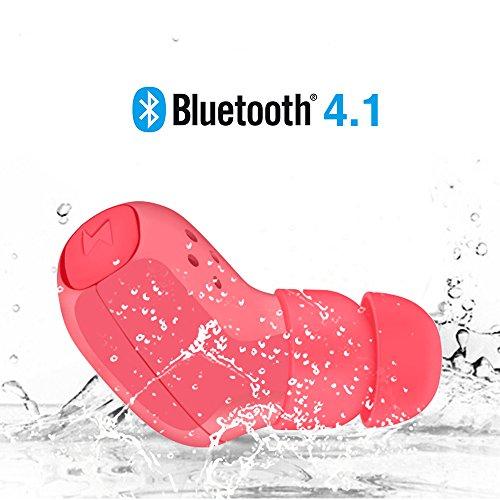 ElementDigital Bluetooth Earbud Mini Wireless Earpiece Heads