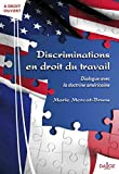 img - for Discriminations en droit du travail : Dialogue avec la doctrine am ricaine book / textbook / text book