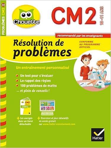 Livres gratuits en ligne Résolution de problème CM2 pdf