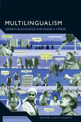 Multilingualism: A Critical Perspective (Advances in Sociolinguistics)