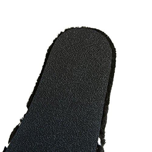 Adidas Originaler Adilette Glidere Sandaler 7,5 B (m) Oss Kvinner / 6.5 D (m) Oss Kjerne Svart / Hvitt Kritt
