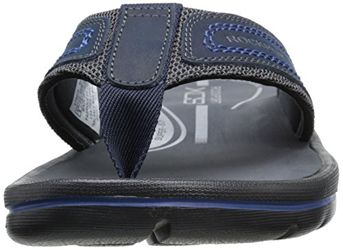 Rockport Heren Krijgen Je Kicks String Sandaal Marine / Blauw