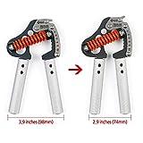 GD Hand Grip Strengthener, Iron Grip Light. 80
