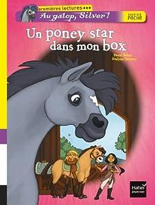 """Afficher """"Au galop, Silver ! n° 2 Un poney star dans mon box"""""""