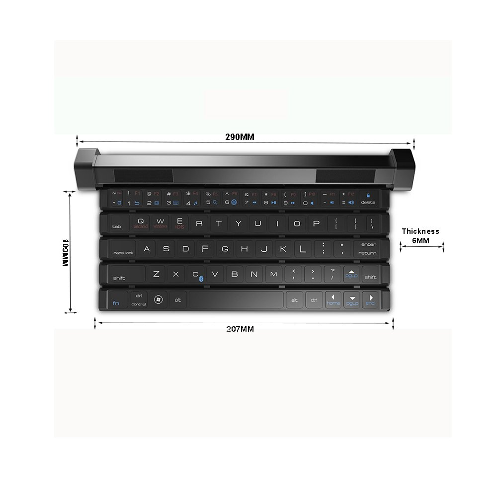 HOIHO Portable speaker/bluetooth keyboard speaker portable bluetooth wireless smart speaker keyboard bluetooth for mobile phones by HOIHO (Image #7)