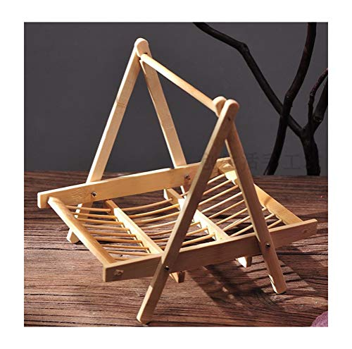 Rooster Plate Rack - JDGK Bamboo Braided Duck Sausage Creative Rooster Beef And Mutton Bamboo Basket Snack Fruit Rack - Fruit Plates