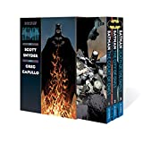 img - for Batman by Scott Snyder & Greg Capullo Box Set book / textbook / text book