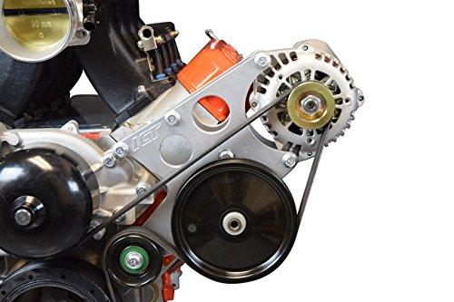 Corvette Alternator Bracket (Corvette LS Alternator & Power Steering Pump Bracket Accessory Kit Turbo LS1 551521-1)