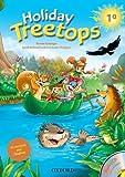 Treetops on holiday. Student's book. Per la 1ª classe elementare. Con CD-ROM