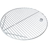 onlyfire BBQ Stainless Steel Round Cooking Grates Grid Fit for Kamado Ceramic grill like Pit Boss K24,Louisiana Grills K24,Char-Griller 16620,19 1/2-inch