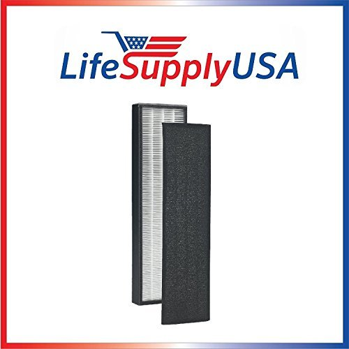 True HEPA Replacement Filter for GermGuardian AC5000 Series, Filter C Germ Guardian By Vacuum Savings