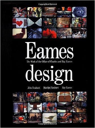Eames Design: John Neuhart, Marilyn Neuhart: 9780810908796: Amazon.com:  Books