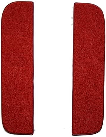 Factory Fit Fits: Inserts with Cardboard ACC 1967-1972 Chevy C10 Pickup Door Panel Replacement Carpet Loop