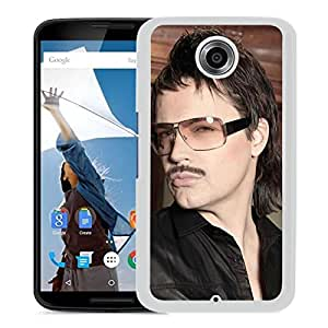 Beautiful Designed Cover Case With Gunther Shirt Glasses Room Mirrow (2) For Google Nexus 6 Phone Case