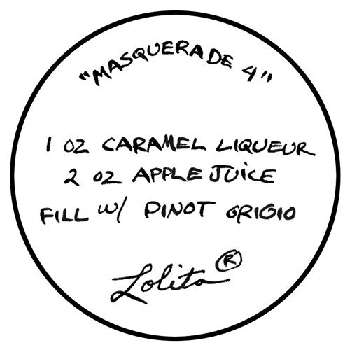 Masquerade 4 Drink Recipe