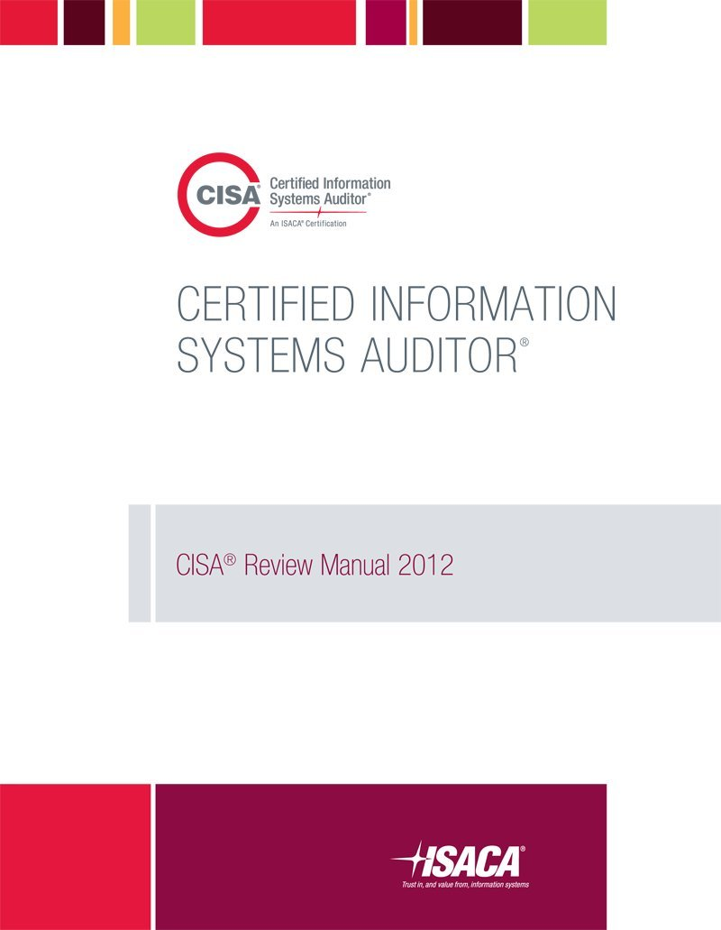 Cisa review manual 2012 isaca 9781604202007 amazon books fandeluxe Gallery
