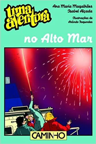 Uma Aventura no Alto Mar (Portuguese Edition)
