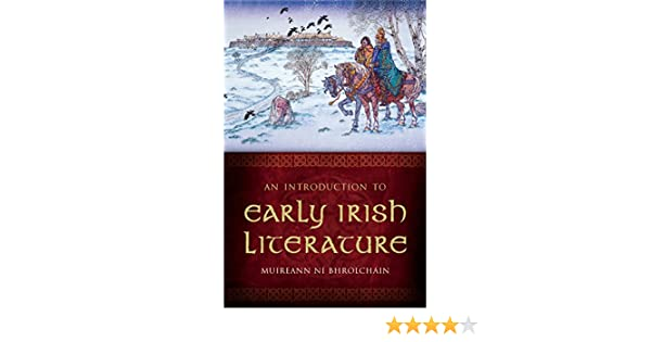 Amazon an introduction to early irish literature ebook amazon an introduction to early irish literature ebook muireann n bhrolchin kindle store fandeluxe Images
