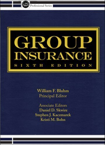 Group Insurance (Professional Series)