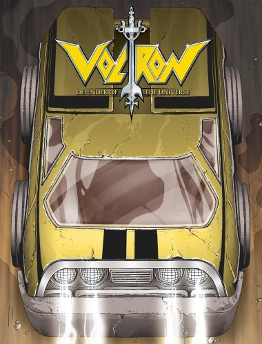 Voltron: Defender of the Universe, Vol. 7