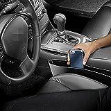 Opar-Black-Car-Seat-Side-Pocket-Caddy-Car-Seat-Slit-Pocket-Catcher-Organizer-Pair