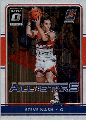 2016-17 Donruss Optic All-Stars #10 Steve Nash - NM-MT (Card Nash Steve)
