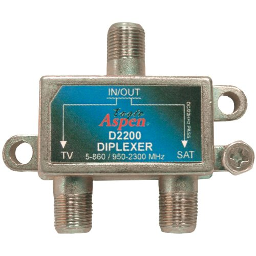 Eagle Aspen 500249 Single Diplexer (Single Diplexer)