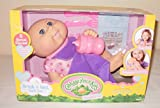 Cabbage Patch Kids Newborns Drink 'n Wet Snack Time Blue Eyes