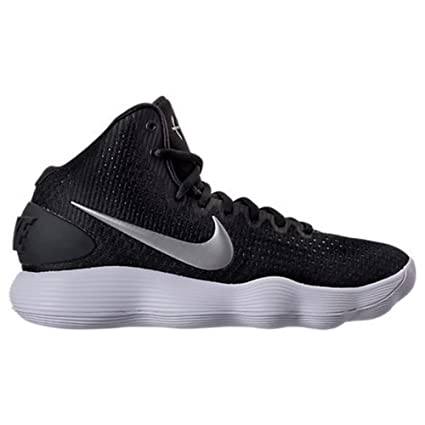 9418937522f Amazon.com  Nike Women s Hyperdunk 2017 TB Basketball Shoes 897813 001 Black  Size 6  Sports   Outdoors