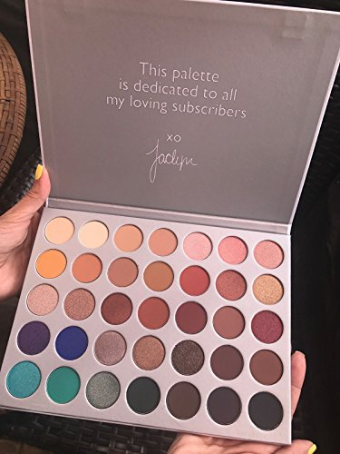 Check expert advices for palette jacklyn?