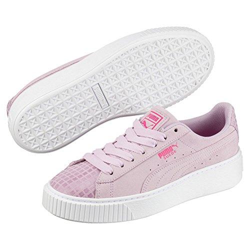 Platform Femme Suede Sneakers Street Wn's Basses Puma 2 gA5aqTw