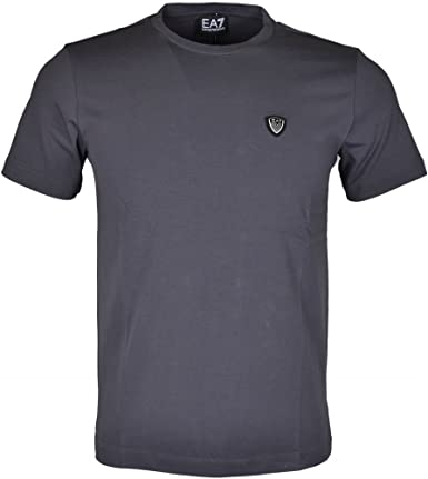 EA7 Grey Shield T-Shirt