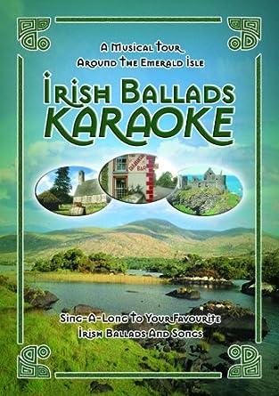 Irish Ballads Karaoke [DVD]: Amazon co uk: Various: DVD