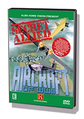 Secret Allied Aircraft of Wwii [Import anglais]