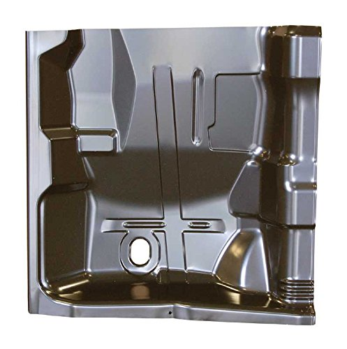 Rear Floor Pan Patch - LH - 68-72 Chevelle GTO Skylark Cutlass
