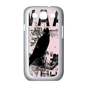 Bird Unique Design Cover Case for Samsung Galaxy S3 I9300,custom case cover ygtg566244 by icecream design