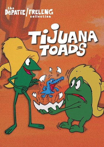 Tijuana Toads (17 Cartoons) (Texas Toads Cartoon)
